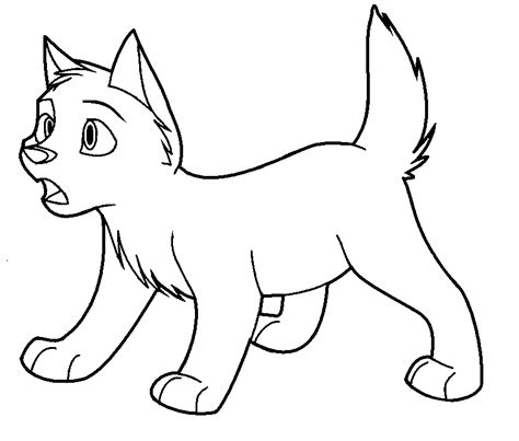 Balto Coloring Pages Coloring Home Balto Coloring Pages