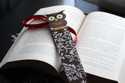 for to make how to make an owl bookmark 7 steps with pictures wikihow