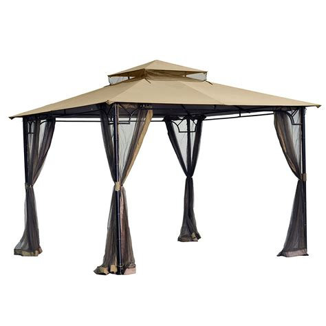 big lots patio gazebos 2010 big lots 10 x 10 bamboo look gazebo sku number