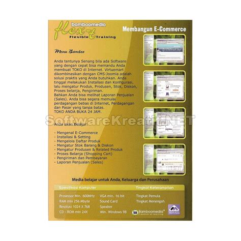 tutorial membuat website e commerce dengan joomla tutorial membangun e commerce menggunakan virtuemart joomla
