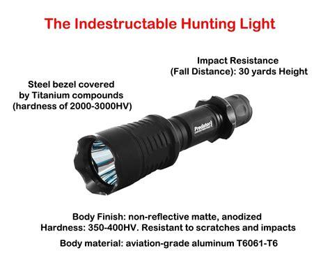 best night hunting light best hunting flashlight night light reviews 2016