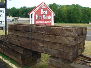 railroad cross ties for landscaping cleveland and