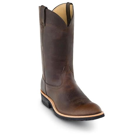 s durango boot 174 12 quot steel toe pull on boots
