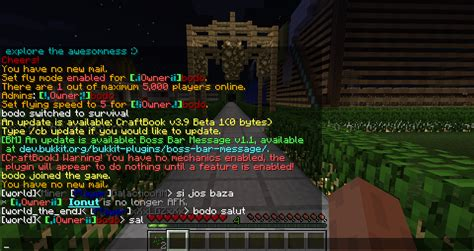 minecraft chat room chat rooms channels integrated not messing essentials chat manager prefixes worlds