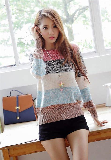 moda 2016 chompa de damas 1000 ideas sobre moda coreana en pinterest ropa coreana