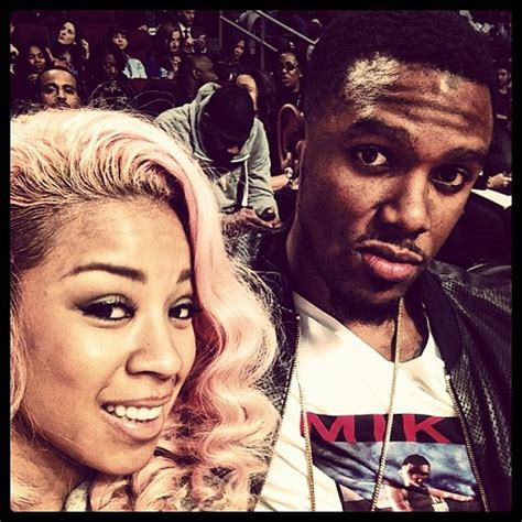 keyshia cole still with husband keyshia cole boobie gibson have fake divorce papers