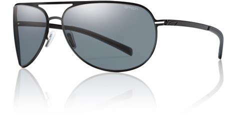matte black color code smith optics showdown sunglasses