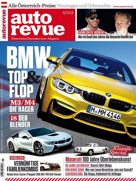Auto Revue by Autorevue Magazin Archiv Ausgabe Juni 2014 Auf Autorevue At
