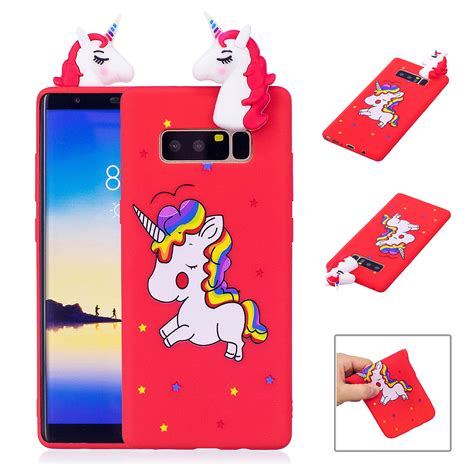 3d doll soft silicone cover for samsung note 8 s8 s7 s9 ebay