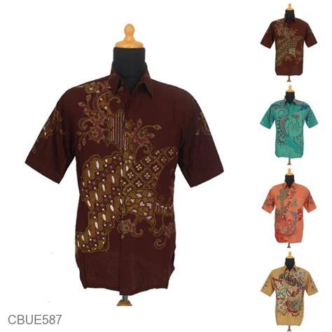 Kemeja Batik Parang Kawung kemeja batik ekslusive motif parang kawung kembang