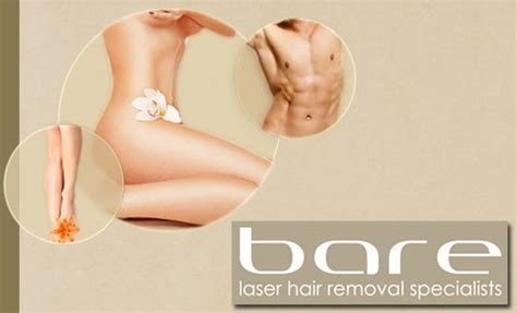 laser hair removal in centurion bare laser hair removal vouchers spa beauty health