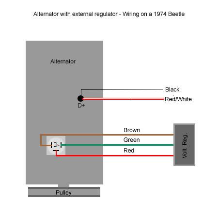 alternator wiring diagrams wiring circuit diagram