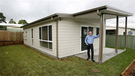 backyard granny flats the hub be canny with granny newcastle herald