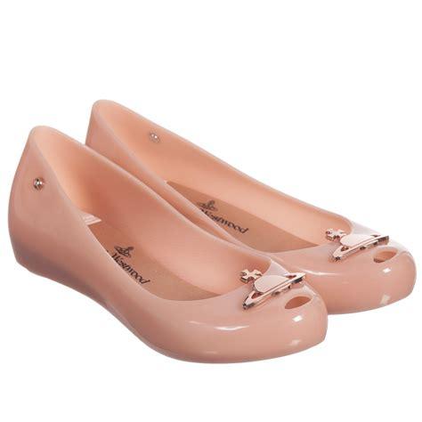 mini vivienne westwood pink orb shoes