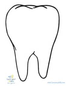 tooth coloring pages tooth teeth clipart clipartix