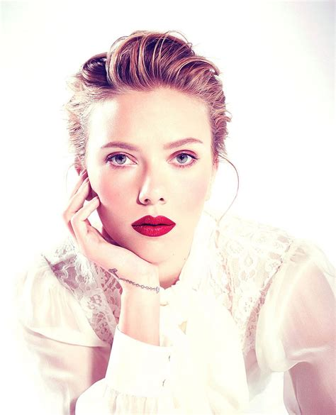Johansson Pics From Vogue Magazine by Johansson Vogue Magazine Mexico December