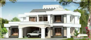 four bedroom houses design luxury house double floor 4 bedroom house