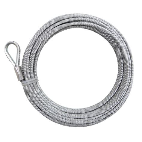 home depot wire everbilt 3 16 in x 50 ft high performance galvanized