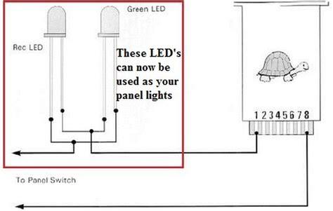 fireman switch wiring diagram mirror switch wiring