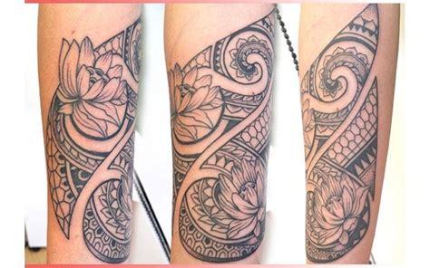 maori fiori tatuaggi maori tatuatore segrate san donato