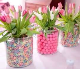 floral centerpieces for baby shower 41 easy to make baby shower centerpieces cheekytummy