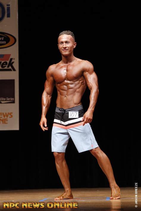 Npc news online men's physique