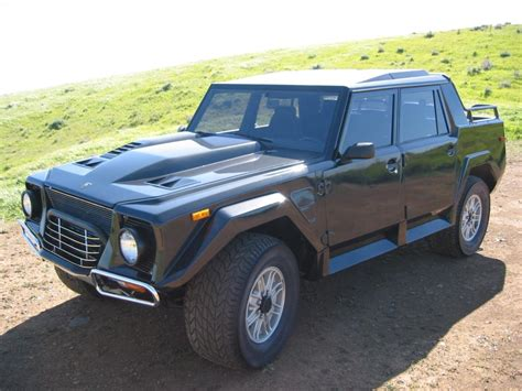 1986 Lamborghini Lm002 Mad 4 Wheels 1986 Lamborghini Lm002 Best Quality Free