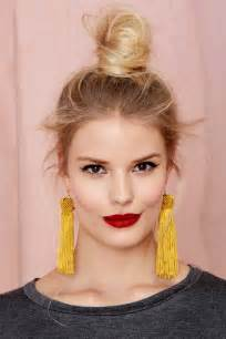 hairstyles top knots collections
