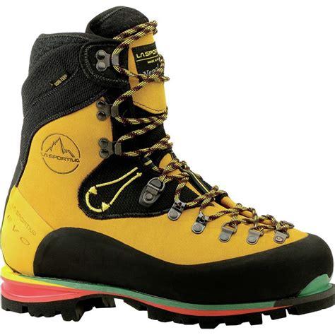 s mountaineering boots la sportiva nepal evo gtx mountaineering boot s