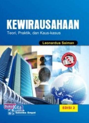 Buku Perpajakan Toeri Dan Kasus bukukita kewiraushaan teori praktik dan kasus