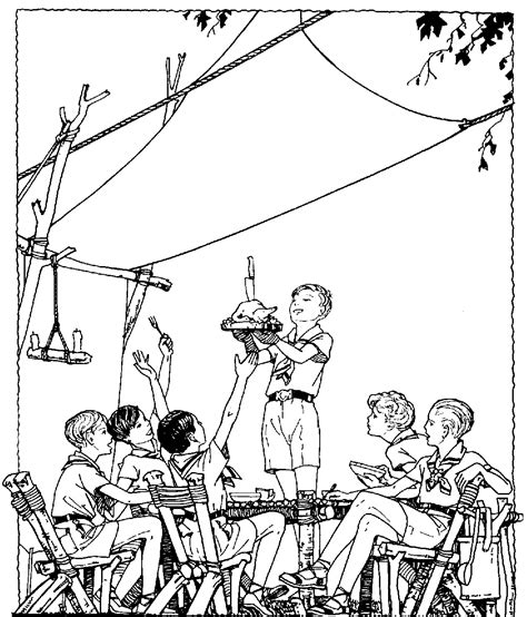 cucina scout sussidio cucina portale branca guide