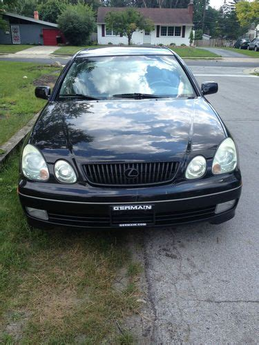 2001 lexus gs300 for sale by owner buy used 2001 lexus gs300 base sedan 4 door 3 0l in