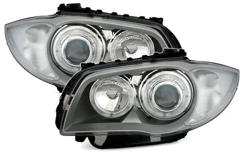 Bmw 1er Halogen Scheinwerfer Facelift Lci by Angel Eyes Scheinwerfer F 252 R 1er Bmw E81 E82 E87 E88 10 11