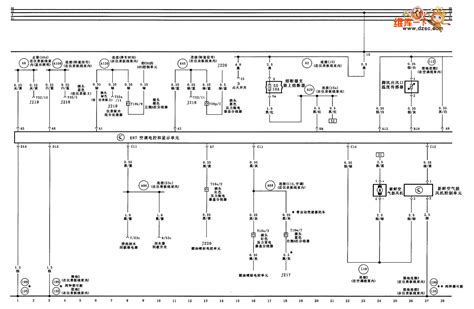 automobile air conditioning repair 2002 audi a6 electronic valve timing audi a6 saloon car air conditioner circuit diagram one automotive circuit circuit diagram