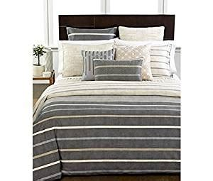 hotel collection comforter review com hotel collection modern colonnade king