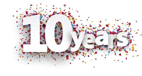 10 in years vocations anniversary celebrating 10 years of telecommuting