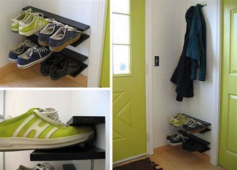 diy hanging shoe rack how to make a diy hanging shoe rack for small spaces