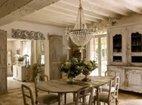 Rustic Shabby Chic Home Decor by 39 Beautiful Shabby Chic Dining Room Design Ideas Digsdigs