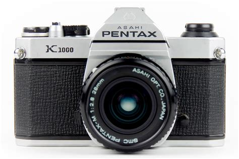 pentax camer how to use a pentax k 1000 slr
