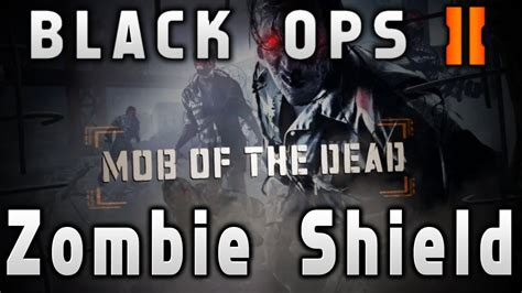 tutorial zombies black ops mob of the dead quot zombie shield quot buildable item tutorial