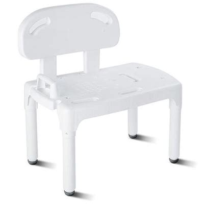 transfer bath bench with back carex bath transfer bench with back