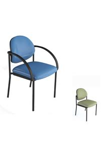office guest chairs without arms upholstered pivot back guest chair with or without arms