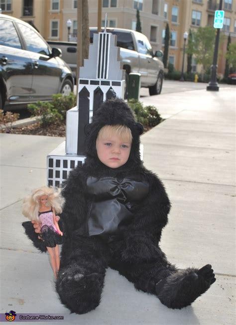 king kong baby costume