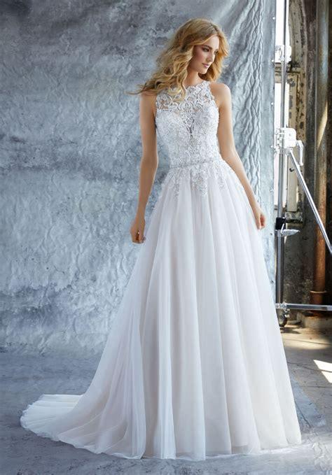 katie wedding dress style  morilee