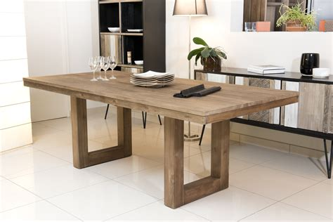 Table Salle A Manger Bois by Table Manger Bois Alamode Furniture
