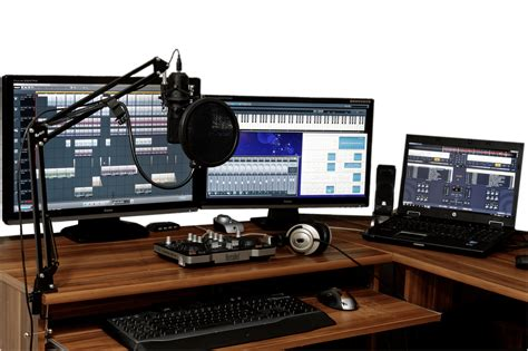 setting up your home recording studio such a voice