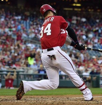 bryce harper swing 17 best images about washington nationals on pinterest