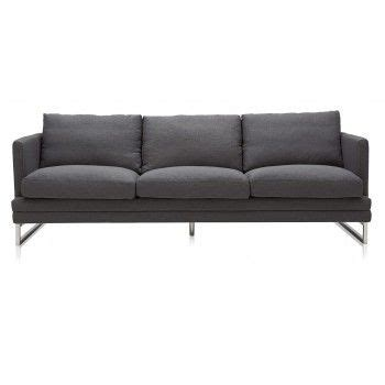 howell 3 seater fabric sofa grey 1 190 00