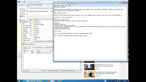 tutorial flash xiaomi redmi 1s tutorial miflash xiaomi tutorial flashing xiaomi redmi 3