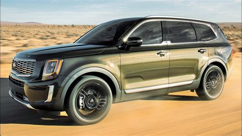 Kia New Suv 2020 by 2020 Kia Telluride New Midsize Suv